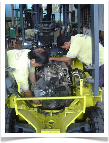 Reliable Forklift Services in Johor Bahru