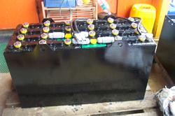 Forklift Battery After ACE Treatment